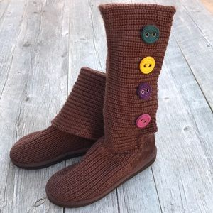 Ugg Cardy Knit 1967 Boots